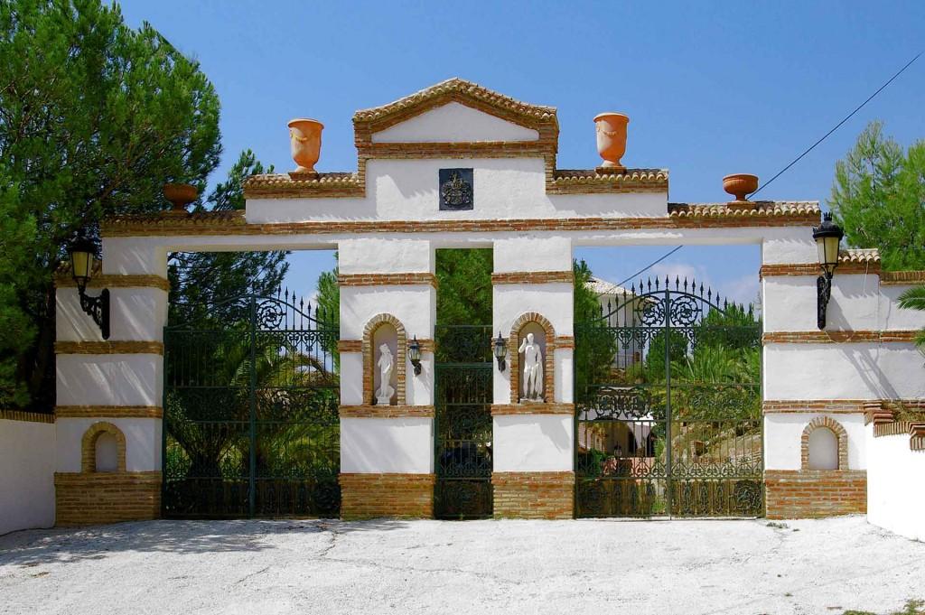 Cortijo Alegria Gate 1920x1280